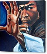 Bruce Lee Canvas Print