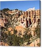Bryce Canyon Amphitheater Canvas Print