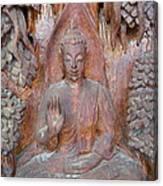 Buddha Image  Canvas Print