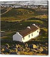 Bunbeg, County Donegal, Ireland Sunset Canvas Print