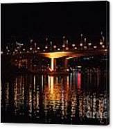 Cambie Street Bridge Canvas Print