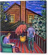 Cape Cod Evenings Canvas Print