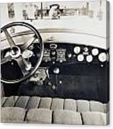 Car Radio, C1940 Canvas Print