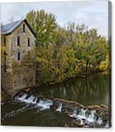 Cedar Point Mill Canvas Print