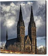Chapter Church Of St Peter And Paul Canvas Print