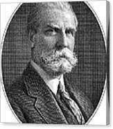 Charles Evans Hughes Canvas Print