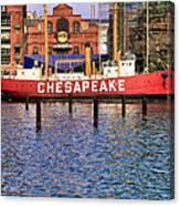 Chesapeake Canvas Print