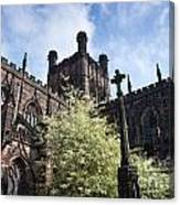 Chester Cathedral Canvas Print