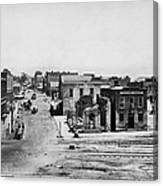 Civil War: Atlanta Canvas Print