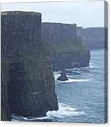 Clifts Of Moher Canvas Print