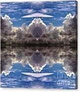 Cloud's Illusions Canvas Print