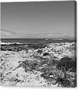 Coastal View Canvas Print
