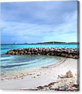 Coco Cay Canvas Print
