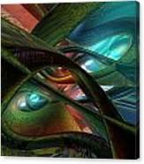 Colorfast Picasso Fx  Canvas Print