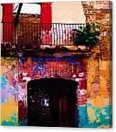 Colors Of Oaxaca Canvas Print