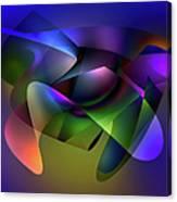Soulscape 12 Canvas Print