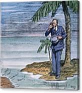 Coolidge: Nicaragua, 1928 Canvas Print