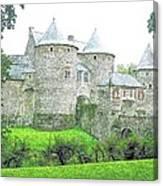 Corroy Le Chateau  Gembloux Belgium Canvas Print