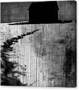 Crawling Home Blues  Canvas Print