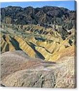 Death Valley Morning Canvas Print