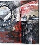 Destination Unknown Canvas Print