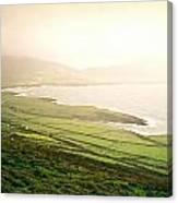 Dingle  Peninsula Shoreline 2 Canvas Print