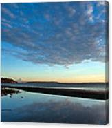 Discovery Park Reflections Canvas Print