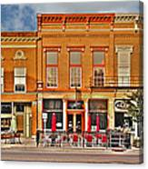 Downtown Perrysburg Canvas Print