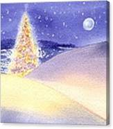 Dune Noel Canvas Print