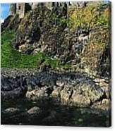 Dunluce Castle, Co Antrim, Ireland Canvas Print