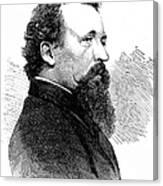 Eastman Johnson (1824-1906) Canvas Print