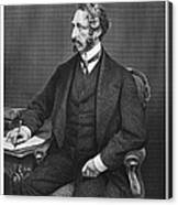 Edward Bulwer Lytton Canvas Print