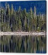 Elk Lake Oregon Canvas Print