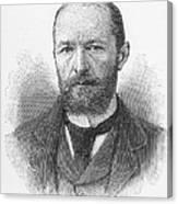 Emil Von Behring (1854-1917) Canvas Print