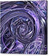Eternal Depth Of Abstract Fx Canvas Print