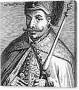 False Dmitry I (1581-1606) Canvas Print