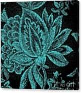 Fancy Flower Canvas Print