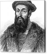 Ferdinand Magellan Canvas Print