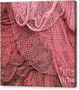 Fishing Nets Canvas Print