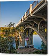 Ford Parkway Bridge Canvas Print