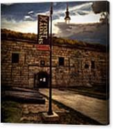 Fort Adams State Park Canvas Print