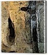 Fossilties Canvas Print