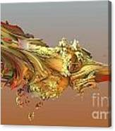 Fractal Life Canvas Print