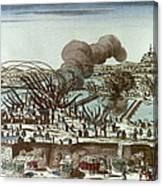 French Revolution, 1793 Canvas Print
