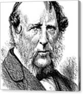 George Cruikshank Canvas Print