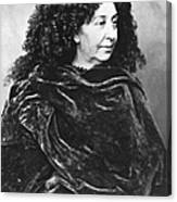 George Sand, French Author And Feminist Canvas Print