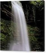 Glencar Waterfall, County Leitrim Canvas Print