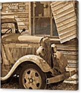 Good Old Days Canvas Print