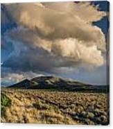 Great Basin Cloud Canvas Print