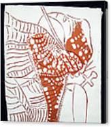 Guardian Angel - Tile Canvas Print